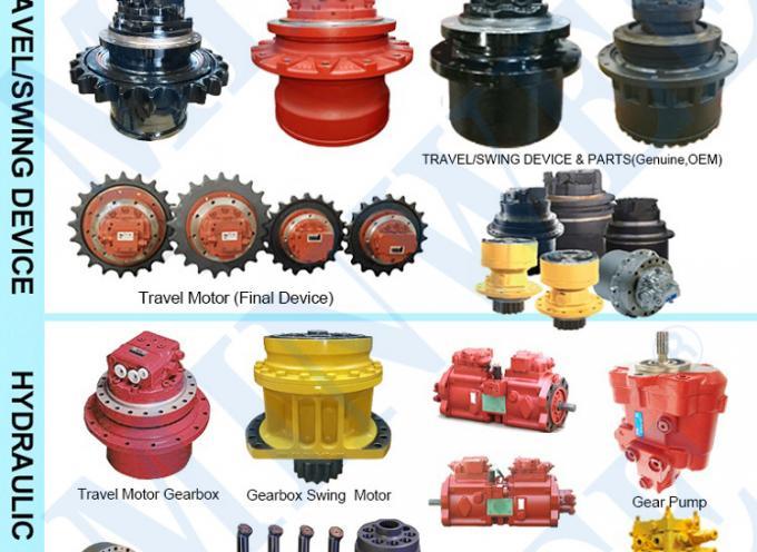 2726955 1733381 320D2 320C 320B Excavator Hydraulic Pump 2